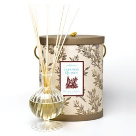 Japanese Quince Classic Toile Diffuseur Set