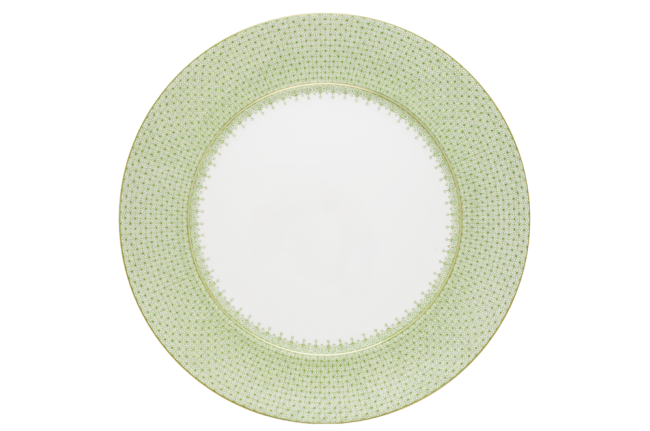 Mottahedeh, Apple Lace Service Plate