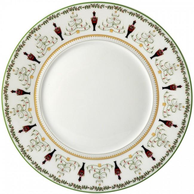 Bernardaud Grenadiers Dinner Plate