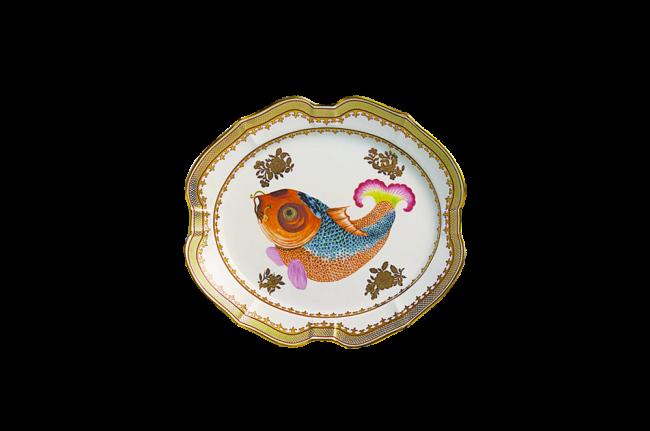 Mottahedeh, Carp Platter Small