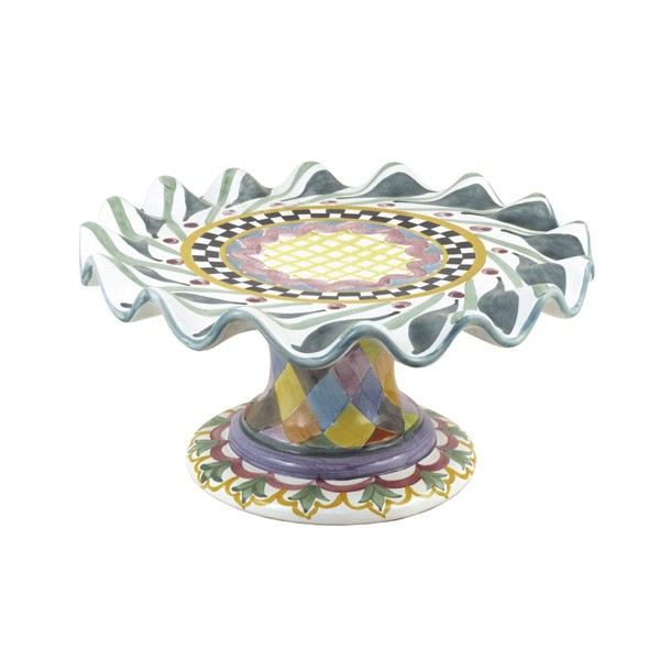 Taylor Fluted Cake Stand