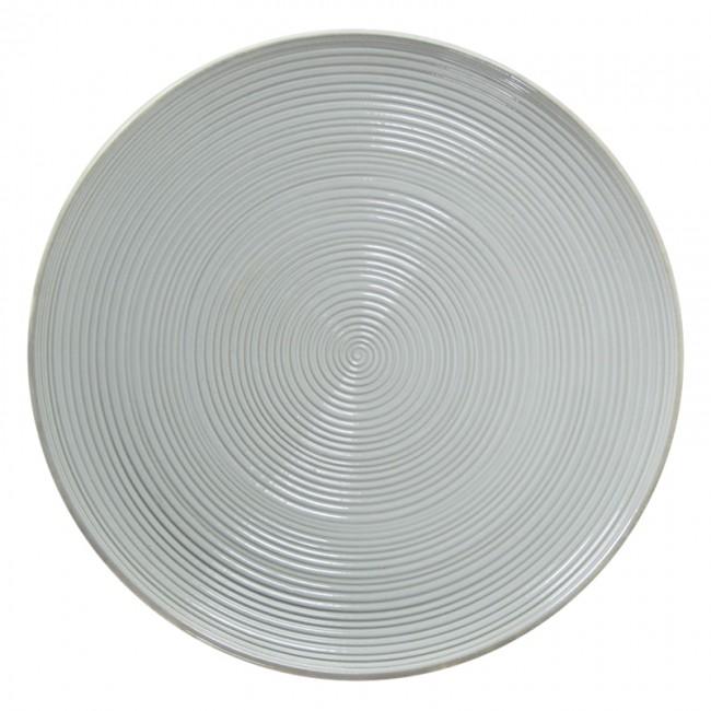 Montes Doggett, Dinner Plate No. Fifteen