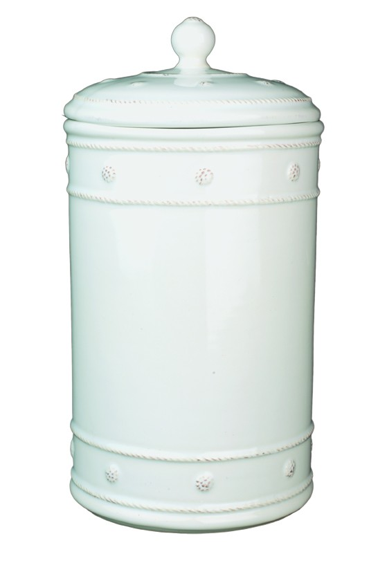 Berry and Thread Large Canister