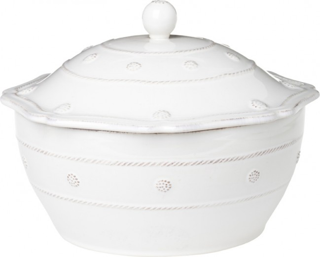 Berry and Thread Large Casserole