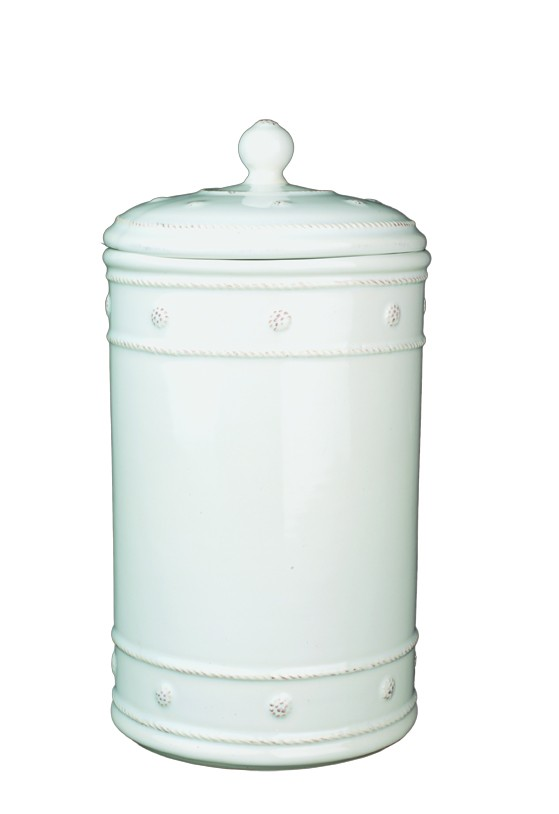 Berry and Thread Small Canister