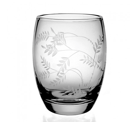 Wisteria Double Old Fashioned Tumbler