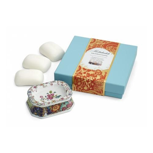 Mottahedeh, Tobacco Leaf Gift Soap Set