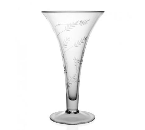 Wisteria Trumpet Vase, Small