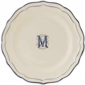 Filet Bleu Dinner Plates, set of 6