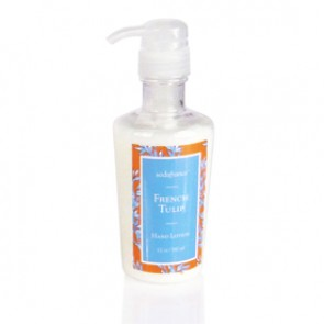 French Tulip Classic Toile Hand Lotion