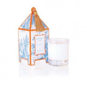French Tulip Classic Toile Mini Candle