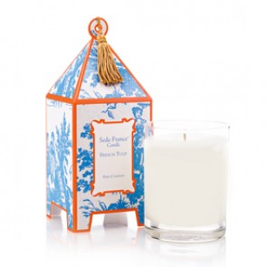French Tulip Classic Candle
