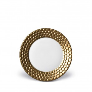 Aegean Bread and Butter Plate, Gold