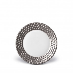 Aegean Bread and Butter Plate, Platinum