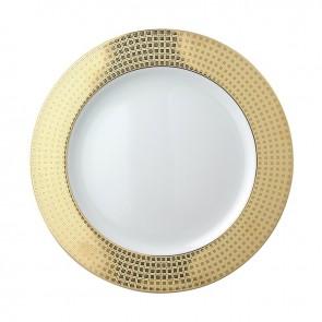 Bernardaud Athena Service Plate - Gold