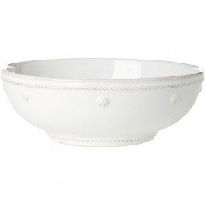Berry and Thread Coupe Pasta Bowl
