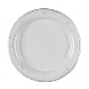 Berry and Thread Whitewash Dinner Plate