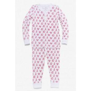 Roberta Roller Rabbit, Bagh Pajama Set - Pink