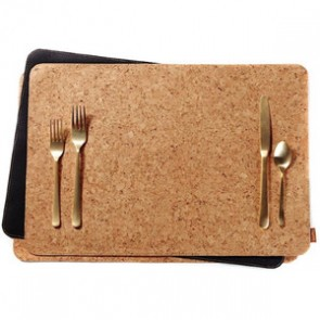 Bambu, Cork Fabric Placemat