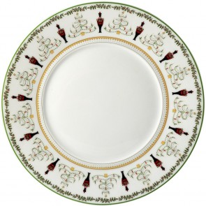 Bernardaud Grenadiers Dinner Plate