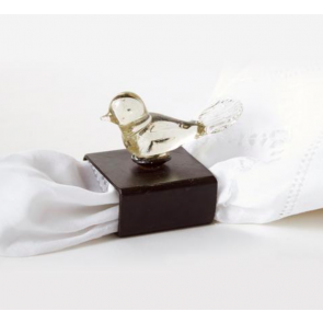 Bird of Happiness Napkin Ring