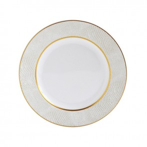 Bernardaud Sauvage White Bread & Butter Plate