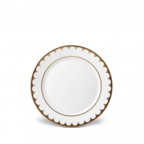 Aegean Filet Bread and Butter Plate, Gold