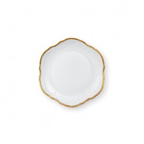 Anna Weatherley, Simply Anna Gold Bread and Butter Plate