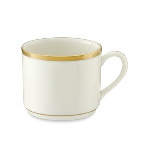 Pickard, Signature Collection Ivory with Gold Trim Tea Cup
