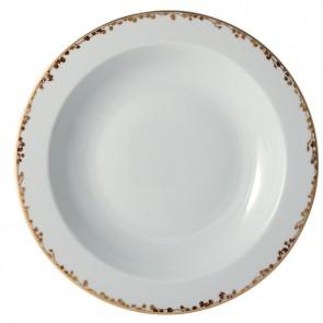 Bernardaud Capucine Deep Round Dish