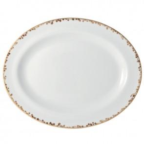 Bernardaud Capucine Oval Platter