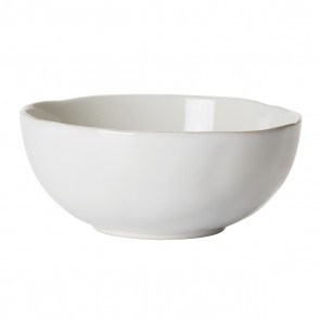 Juliska, Puro Whitewash Cereal/Ice Cream Bowl