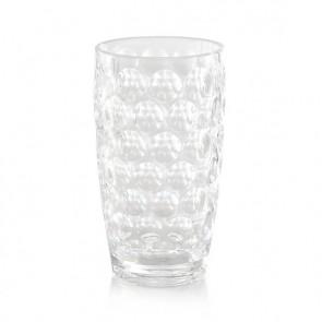 Mario Luca Giusti Lente Highball Glass, Clear