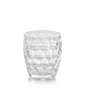 Mario Luca Giusti Lente Tumbler Glass, Clear