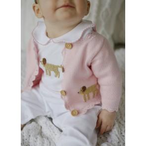 Little English, Girl Lab Crochet Sweater