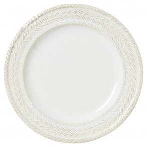 Juliska, Le Panier Whitewash Dessert/Salad Plate