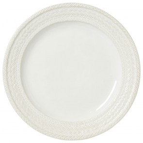 Juliska, Le Panier Whitewash Dinner Plate