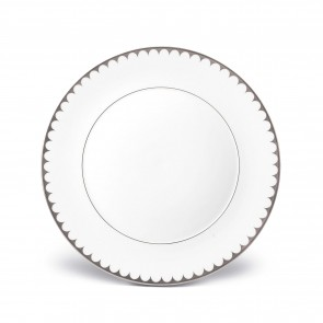 Aegean Filet Dinner Plate, Platinum