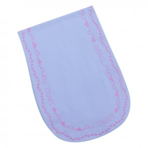 Personalized Embroidered Burp Cloth