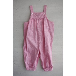 Little English, Gathered Overall - Pink