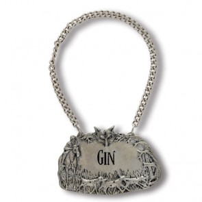 Gin Decanter Tag