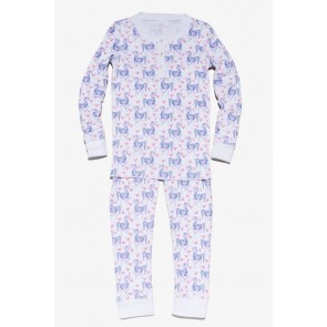 Roberta Roller Rabbit, Gwen the Unicorn Pajama Set