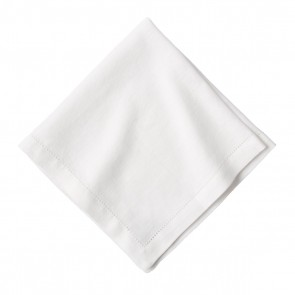 Juliska Heirloom Linen White Napkin