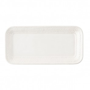 Juliska, Le Panier Whitewash Hostess Tray