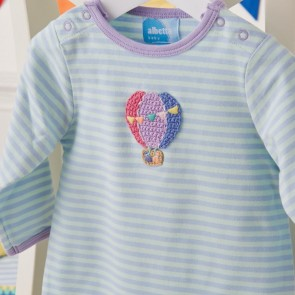 Albetta, Hot Air Balloon Babygrow