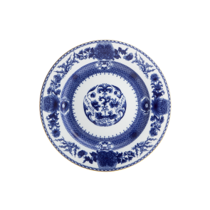 Mottahedeh, Imperial Blue Dinner Plate