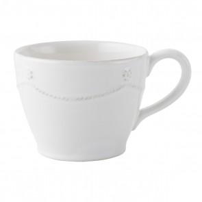 Juliska, Berry & Thread Whitewash Tea/Coffee Cup