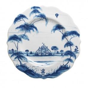 Country Estate Delft Blue Dessert/Salad Plate