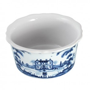 Country Estate Delft Blue Ramekin