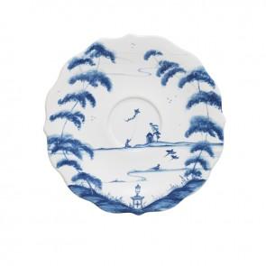 Delft Blue Saucer